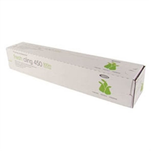 Catering Cling Film [450mm x 300m] (18inch) (a pack of 6)