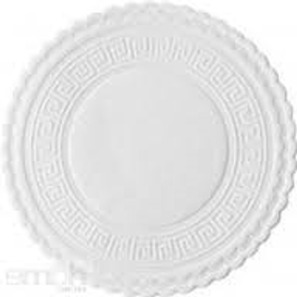 Swantex Plain White Coasters 80mm (a pack of 1000)