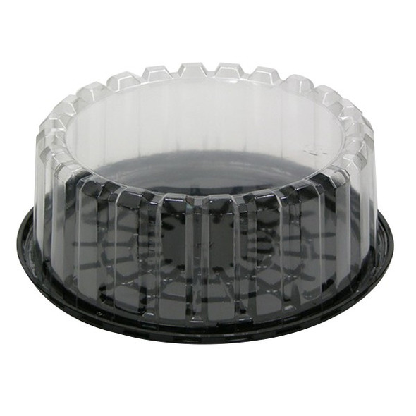 GPI Actipack [29DXN30] Black Cake Base [11inch] (a pack of 120)