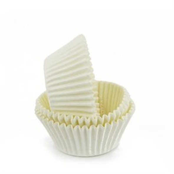 Bun Case [No10] Greaseproof White [1x1.75inch] (a pack of 1000)