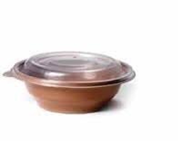 Somoplast Brown Bowl [833] 750cc (a pack of 300)