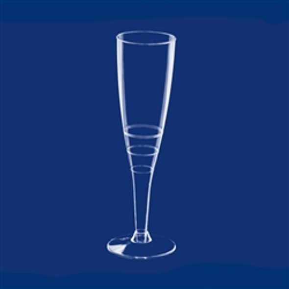 Champagne glass 150ml with a stem PS(a pack of 120)