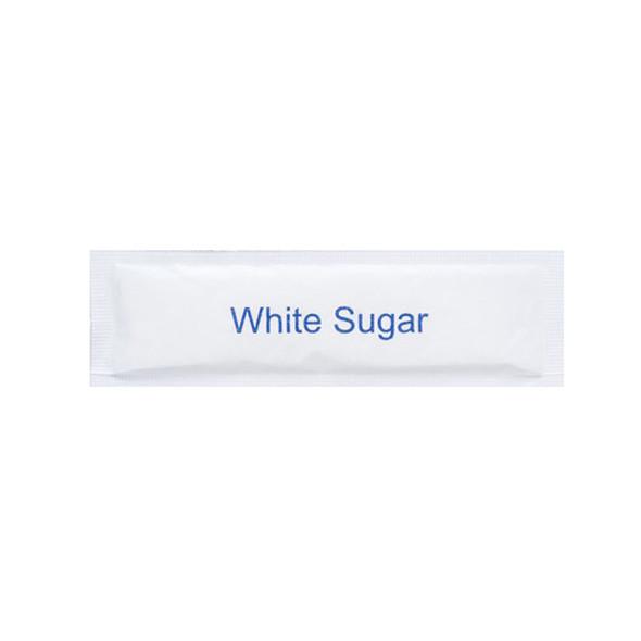 White Sugar Sticks (a pack of 1000)