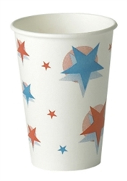 Dispo Starball Paper Cup Cold [12oz] (340ml) (a pack of 2000)