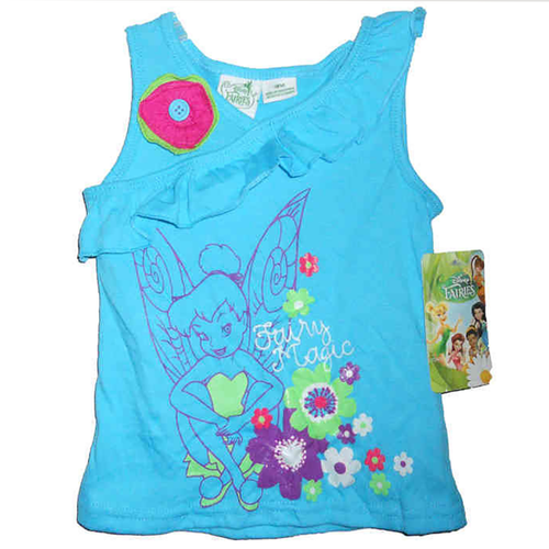 Tinker Bell Fairy Magic Toddler Girls Top by Disney