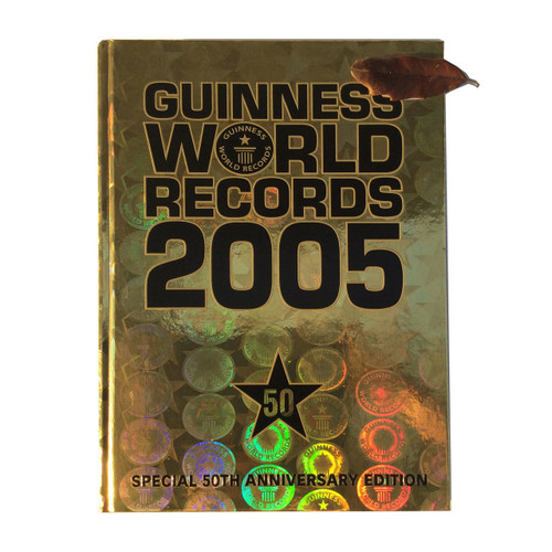 Guinness World Records 2005 (Hardcover) by Guinness World Record