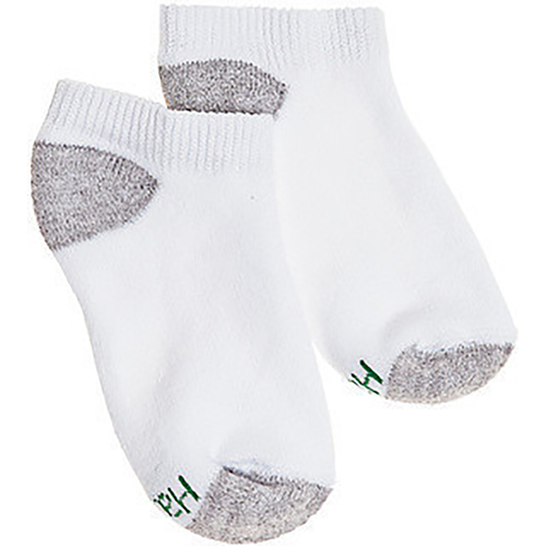 Hanes Low Cut Boys Sock 6 Pair