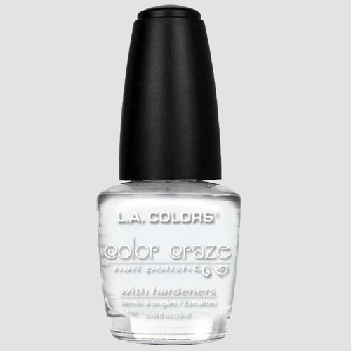 L. A. Colors Top Coat Nail Polish Rapid Dry