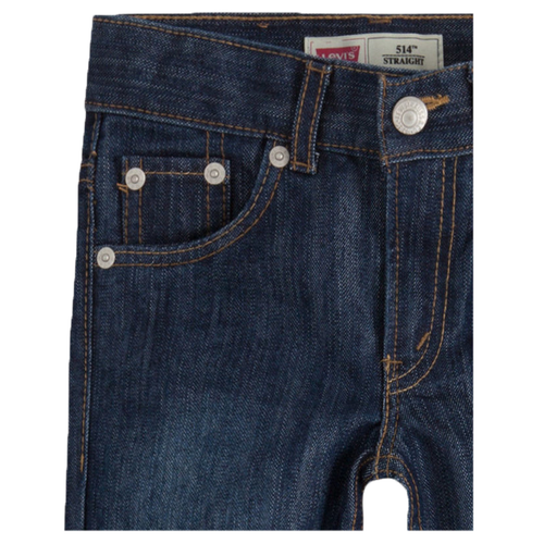Levi's 514 Slim Straight Boy Jeans Size 3-4