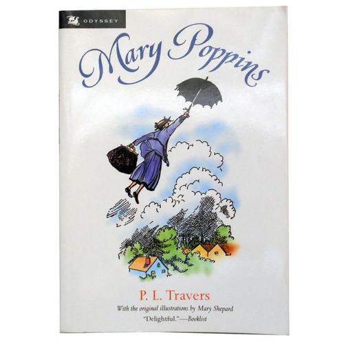 Mary Poppins An Odessey Classic P.L Travelers
