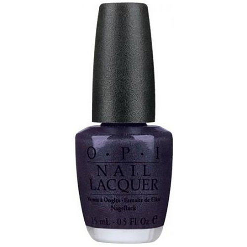 "Opi Nail Lacquer ""Opi Ink"" For Women - 0.5 Oz Blue, Shimmer"
