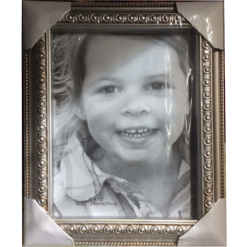 Ornate Picture Frame 8 X 10 - Good Old Values