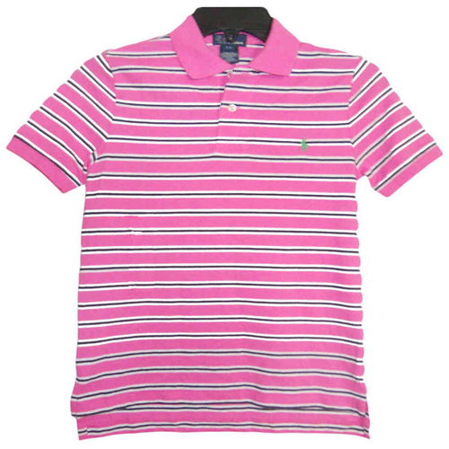 Polo Boys T-Shirt By Ralph Lauren