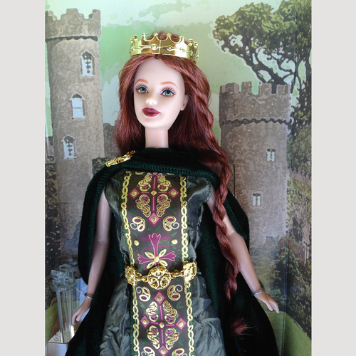 Princess of Ireland Barbie: Dolls of the World collector's edition