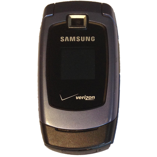 Samsung Snap SCH-U340 - Blue Cellular Phone (Verizon)