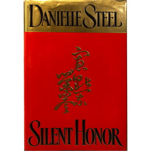 Silent Honor Hardcover by Danielle Steel