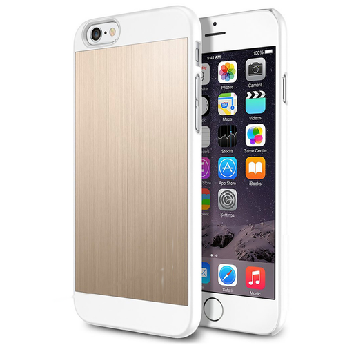 "Apple iPhone 6 Aluminum Fit Cellphone Case (4.7"")"