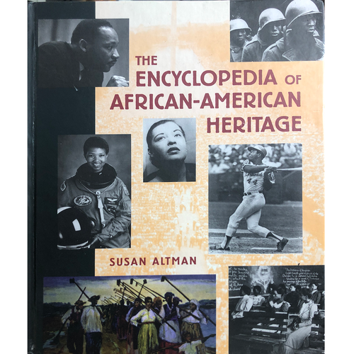 The Encyclopedia Of African-American Heritage