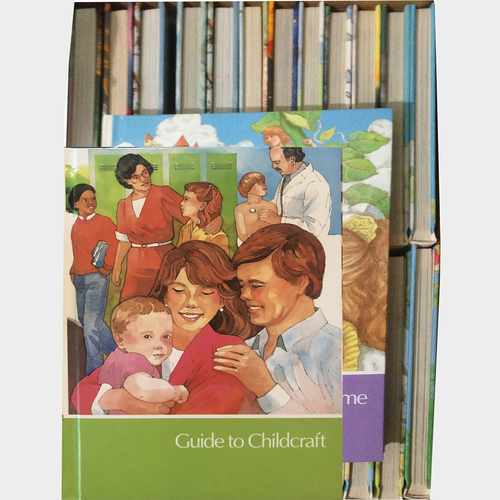 CHILDCRAFT - 15 Volume Set - The How and Why Library