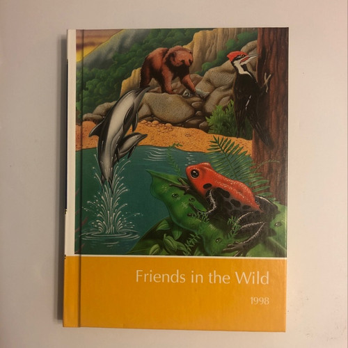 CHILDCRAFT - 1998 - Friend in the Wild