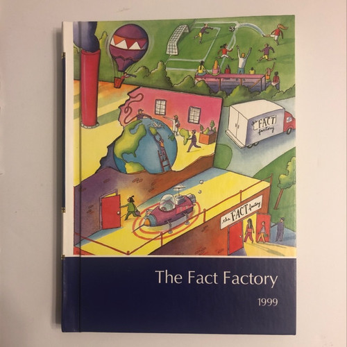 CHILDCRAFT - 1999 - The Fact Factory