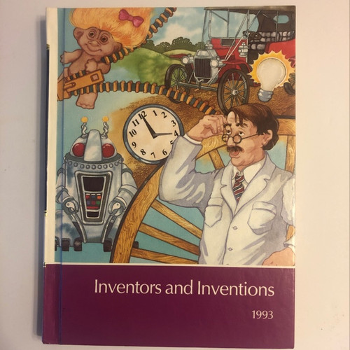 CHILDCRAFT - 1993 - Inventors and Inventions