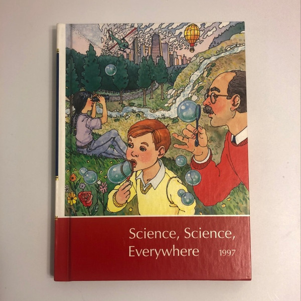 1997 Childcraft - Science, Science, Everywhere
