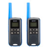 onn. 32 Mile 22 Channel Walkie Talkie, 2 Pack