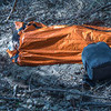 Our emergency sleeping bag is lightweight, durable, and tear resistant so you won't need to worry about any rips or holes leaving you caught in the cold.