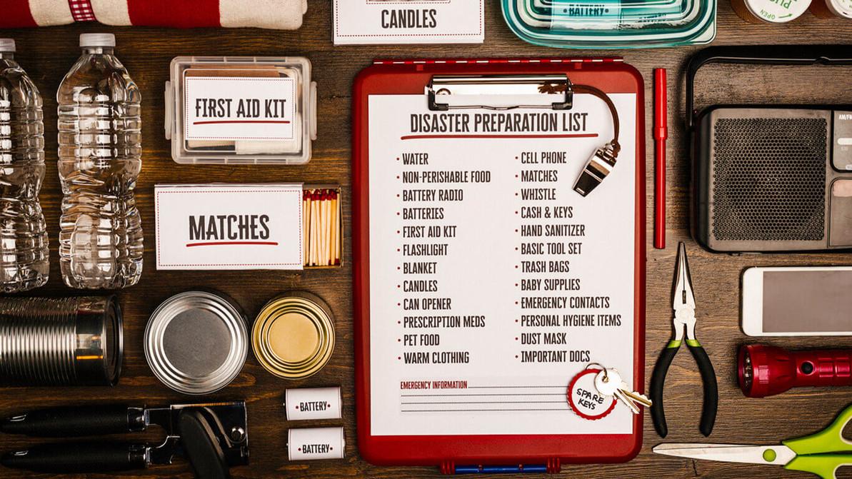Top Tips to Prepare An Emergency Preparedness Kit
