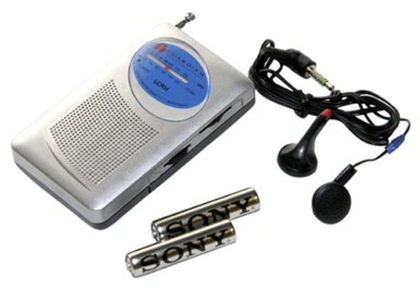 Am/Fm Radio (batteries included)
