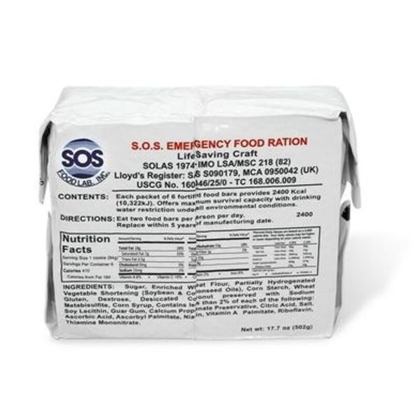 2400 Calorie Food Rations
