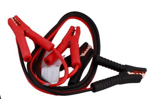 Everyone needs to carry a jumper cables for any emergencies. This Car Battery Jumper Cables  is 8 ft. Long  and 150 Amps.