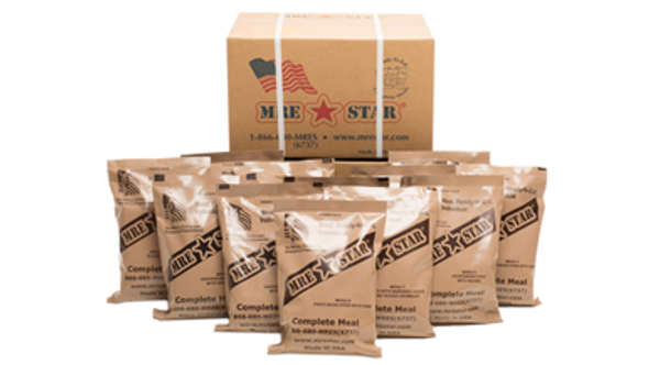 Whether you're prepping for your backpacking trip or any emergency you may face, you have  to have food that packed and READY to eat. Fully prepared, packaged for long term storage, great flavor, no preservatives and has a shelf life of 5 years! This meals has varieties of 6 and two of each.