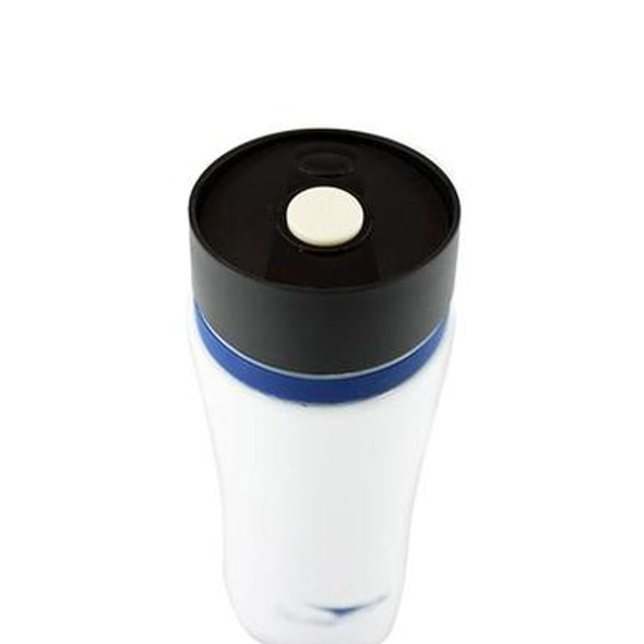 Bluewave's D2 Insulated Tumbler Mug that holds 350ml / 12oz is a must have! This sleek, double-wall insulated tumbler will keep your drink piping hot or ice cold for hours. Our stainless steel mug is durable and can handle the wear and tear of daily use. This is truly the best insulated water bottle for your morning coffee or iced water throughout the day - whether on the way to the office or in the great outdoors. It is food grade safe, reusable, BPA-free and safe for storing beverages without the worry of leaching chemicals.