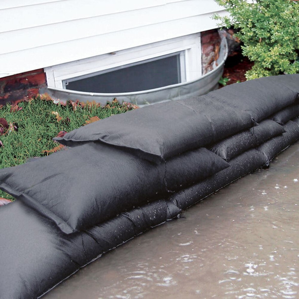 Quick Dam Flood Bags 12in x 24in - (10-Pack)