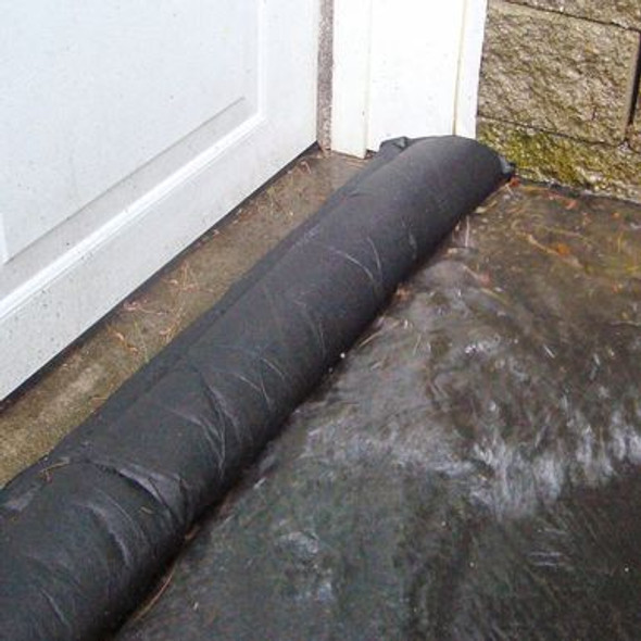 Flood Barriers are compact, lightweight and easy to use. Perfect to keep stored away until needed. Keep your home and property protected from the dangers of flooding.