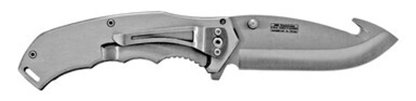 "Classic Hunting Pocket Knife - 4.88"" - Oak"