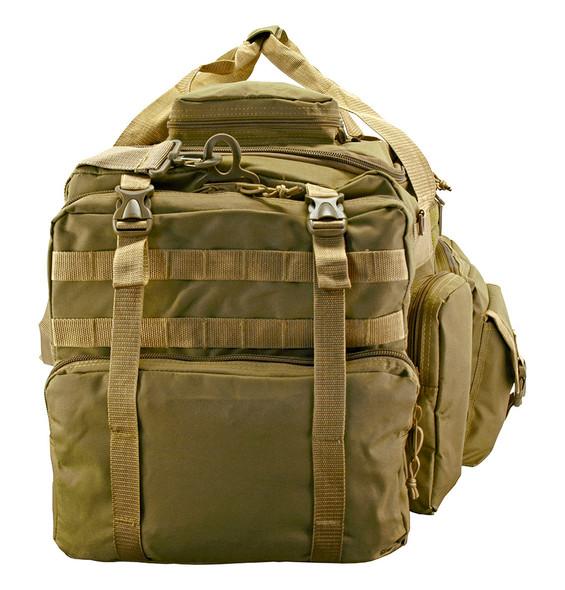 The Tank - Tacticle Duffle Bag (Large) - Desert Tan