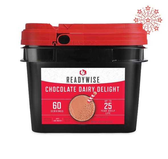 Chocolate Milk Bucket - 60 Servings