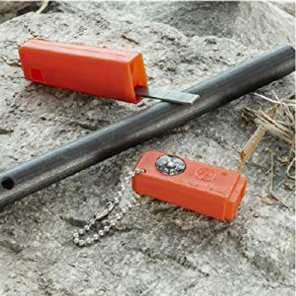 "The SE Survivor Series 6"" Ferro Rod with Striker is an essential piece of survival equipment. Having multiple uses in one tool makes it a wise choice for campers, disaster preparedness, emergencies, hikers, outdoorsmen, and more!"