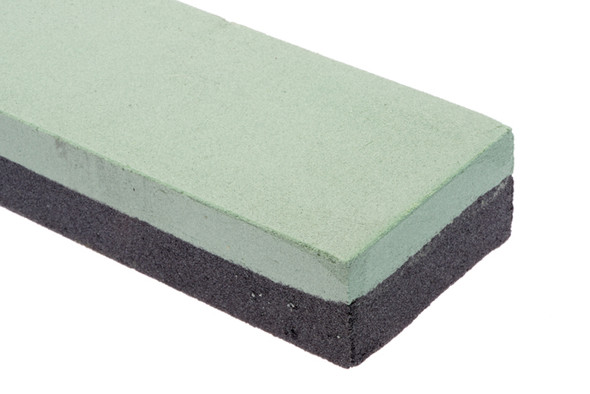 "8"" Silicone Carbide Double Sided WhetStone"