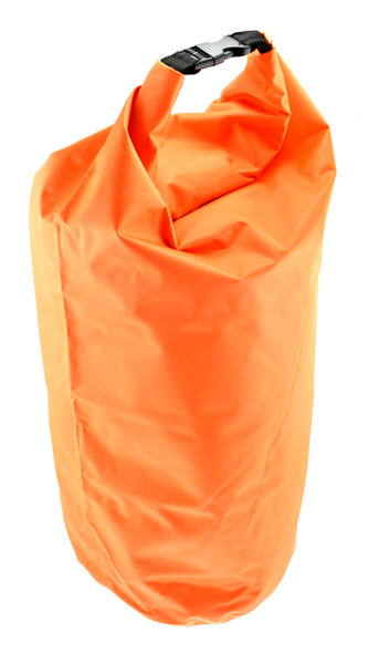 Constructed with a water-resistant, rip-stop material, this 20-liter dry sack is essential for keeping your valuables safe and dry when sealed properly.