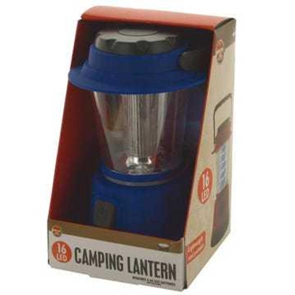 Portable 16 LED Camping Lantern