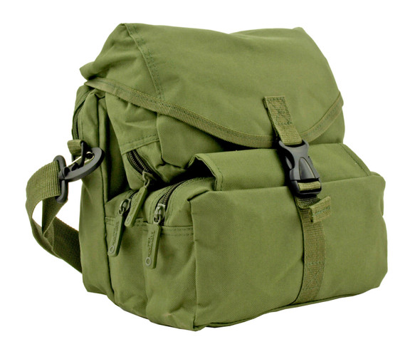 The M3 Tactical Medic Bag has a variety of pouch pockets to organize your medical rescue equipment. This durable molle attachment accessory bag is made from 600 denier fabric. Used as a medic bag or known as the combat lifesavers kit with MOLLE straps on the back.
