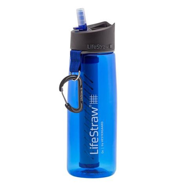 Being the best selling filtered water bottle, LifeStraw Go Advanced Water Filtration Bottle is  simply and very well effective by fair! With its advanced technology that protects against bacteria, parasites, and micro-plastics, chlorine and organic chemical matter such as pesticides herbicides and improves water taste.