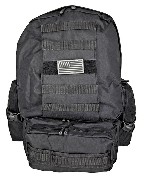 EastWest Deployment Bag is a perfectly designed backpack for a weekend or 3-day excursion.