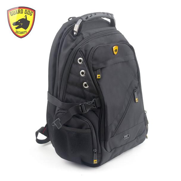 Guard Dog Bulletproof Backpack - Proshield II Level IIIA tested, this bulletproof backpack provides protection capable of saving a life.
