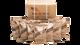 MRE - 12 Single Complete Meals with Entrée Heaters
