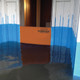 30 inch -35 inch Quick Dam Flood Gates block doorways from oncoming flood water. This steel & neoprene frame expands to fit multiple size doorways & seals off the doorway in just minutes, with no alterations or fixations needed.